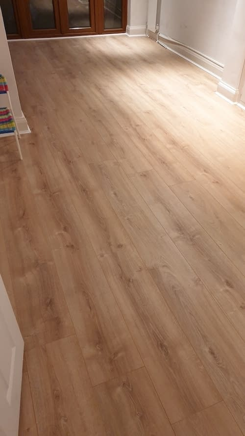 Floor Installation in North London